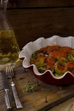 Yerbabuena en la cocina: Tumbet mallorquin
