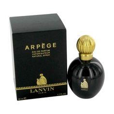 Lanvin Arpege. Dit is geen spray! Lanvin Arpege is oorspronkelijk gemaakt in 1927 en opnieuw uitgebracht in 1993. De composities is perfect overgenomen, en bestaat uit bergamot, rozen , perzik, sinaasappel en jasmijn.