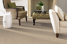 Dealer's Choice Carpet, Pewter Carpeting | Mohawk Flooring #stainresistant #carpet