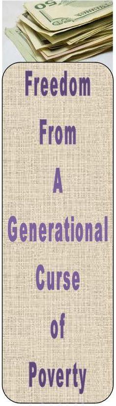 how to break generational curses prayers