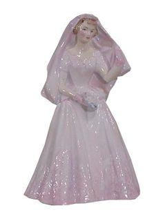 Bride HN 2166, form Royal Doulton
