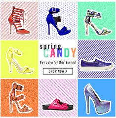 Spring Candy! Shop Now