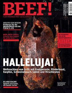Die neue BEEF! am 4. Dezember 2014