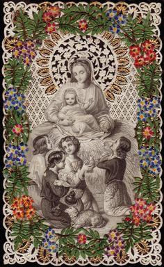 Christmas Nativity.   YBH