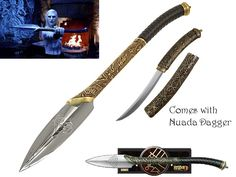 Hellboy 2 Spear of Prince Nuada, want this made by http://artyfakes.deviantart.com/