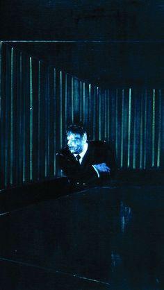 Francis Bacon - Man In Blue