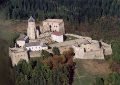 Stará Ľubovňa Castle, place of negotiation between Stibor of Stiboricz and Zawisza Czarny