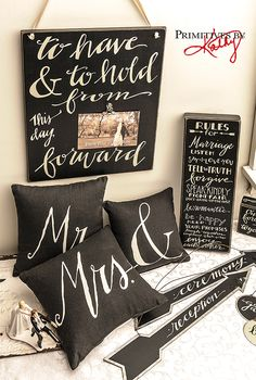 Wedding Gifts and Decor