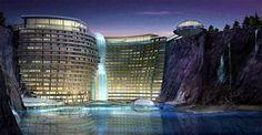 Los hoteles más futuristas del mundo | El diseño de los hoteles más fantásticos e impresionantes del planeta - La galería de fotos