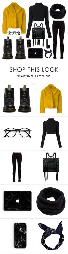 """Untitled #18"" by allamahall ❤ liked on Polyvore featuring Dr. Martens, Jean-Paul Gaultier, Balmain, Gucci, McQ by Alexander McQueen, Helmut Lang, Boohoo and Marc Jacobs"