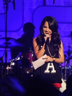 Becky G Photos: Performances at MTV and Covergirl's Joint Event
