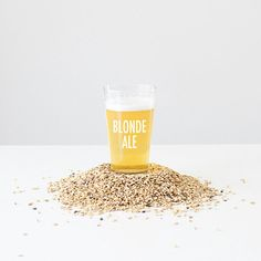 Blonde Ale 1 Gallon Beer Brewing Recipe Kit by UrbanBrewery