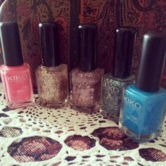 My new colours! !...:-D #artemoda#creation#creazioni#designer#smalti#nagellack#vernis#nails#nailsart#makeup#cosmetic#love#manicure#topcoat#