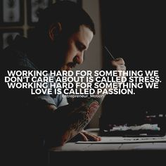 Work hard for what you love. // follow us @motivation2study for daily inspiration