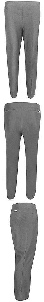 Pants 181148: New Adidas Golf- Ladies Ultimate Adistar Ankle Pant Trace Gray Bc1940 Small -> BUY IT NOW ONLY: $59.99 on eBay!