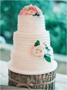 Pink Wedding Cake   by JoPhoto