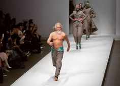 "Wang Deshun doesn't look like your ""regular"" man. Wang (aka ""China's hottest grandpa"") is an actor, model and artist, and made waves last year when taking …"