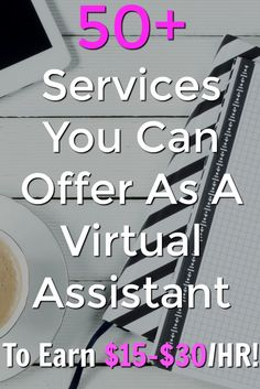 Services You Can Offer as a Virtual Assistant Ways To Earn Money, Earn Money From Home, Earn Money Online, Way To Make Money, Online Business From Home, Virtual Assistant Jobs, Making Extra Cash, How To Become Rich, Financial Tips