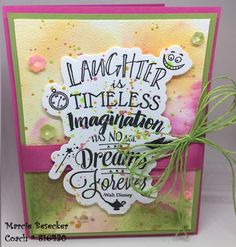 Fun Stampers Journey, Magical Journey