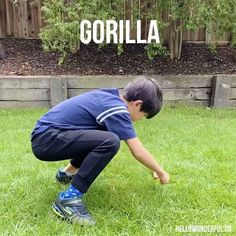 Keep the kids moving, fit and having fun with these hilarious animal exercises! They'll love pretending to be one of their favorite animals! Physical Activities For Kids, Physical Education Teacher, Kids Yoga Poses, Yoga For Kids, Cat Exercise, Exercise For Kids, Fit Board Workouts, Fun Workouts, Chico Yoga