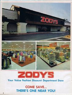 Zodys Deptartment Stores
