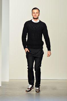 Kris Van Assche Fall 2013 Menswear - Collection - Gallery - Style.com