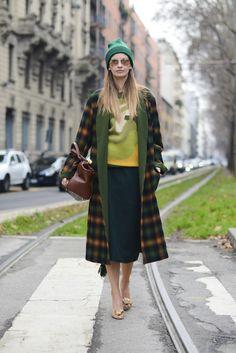 Galeria de Fotos Moda de rua: o melhor do street style de Milão em 50 fotos // Foto 44 // Notícias // FFW