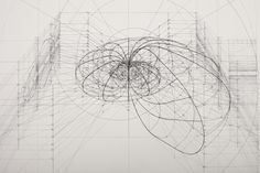 Gallery of This Architect Fuses Art and Science by Hand Illustrating the Golden Ratio - 17