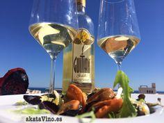 Guitian Godello de #Valdeorras con Mejillones de las #RiasBaixas una combinación salina  #ENOGastronomia #GourmetMan #wineXtreme