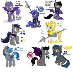 mlp bat ponies - Google zoeken
