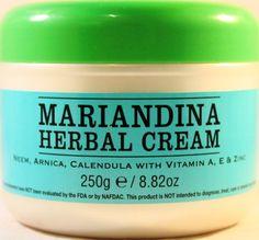 Mariandina Herbal Cream 250g Mariandina https://www.amazon.co.uk/dp/B00JLH6NKY/ref=cm_sw_r_pi_dp_x_AWm5ybAXPXQ5H