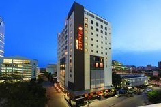 Ramada Encore Dar es Salaam Dar es Salaam Situated in Dar es Salaam, Ramada Encore Dar es Salaam offers free WiFi throughout the property. This hotel is 600 metres from the Julius Nyerere International Convention Centre and within 1.6 km of the Kivukoni Fish Market.