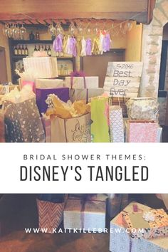 When you love all things Disney and your bridesmaids throw you a shower, you know you're in for a treat! My bridal shower was truly fit for a princess. Disney Wedding Shower, Bridal Shower Party, Princess Bridal Showers, Disney Bridal Showers, Our Wedding, Dream Wedding, Wedding Ideas, April Wedding, 1920s Wedding