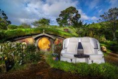 Middle-earth! #AirNZ #Hobbiton #middleearth #airnewzealand #newzealand #NZ