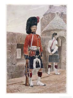 42nd Royal Highland Regmt