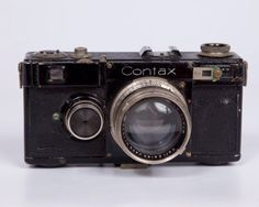 Zeiss ikon contax, 1930's at victorian gables