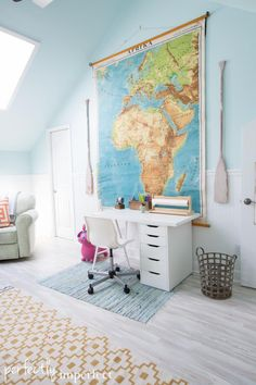 Playroom & Homeschool Room Reveal | perfectly imperfect