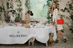 Fashion's darling, Cara Delevingne is giving us 'dreamy chic' when posing for the Spring/Summer 2014 campaign of Mulberry photographed by the imaginative mind of Tim Walker. Get carried away into Mulberry's land of romanticism and fantasy. Tim Walker, Cara Delevingne, Spring Summer, Spring 2014, Summer 2014, Fashion Advertising, Advertising Campaign, Fashion Marketing, Julia Restoin Roitfeld
