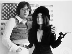 "Yoko Ono Will Finally Get A Co-Writing Credit For John Lennon's ""Imagine""  BY HANNAH ROSE /BUST.com  16 JUNE 2017"