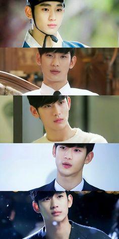 Kim Soo Hyun as Do Min Jun ❤️ J Hearts