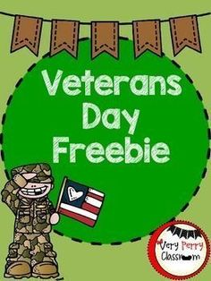 A fun freebie, which includes: A Veterans Day close read (for primary), 5 vocabulary cards for students to research, Writing paper, and a thank you card. Add this to your Veterans Day collection to complete your unit! Happy Veterans Day Quotes, Veterans Day Thank You, Preschool Number Worksheets, Numbers Preschool, Veterans Day Activities, Holiday Activities, Letters To Veterans, Veterans Day Coloring Page, Memorial Day Thank You