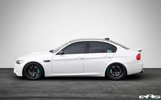 Brilliant White E90 M3