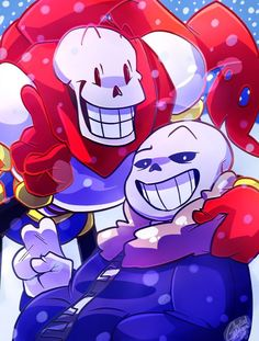 Sans and Papyrus | SkeleBros | Undertale