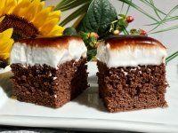 Néger kocka Mester süteménylisztből glutén- és tejmentesen