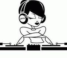 DJ artwork / illustration. #music #dj #djart #djculture #artwork #musicart http://www.pinterest.com/TheHitman14/dj-culture-vinyl-fantasy/