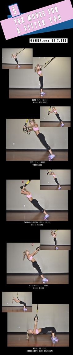 TRX Workouts. Transform yourself & Your life, get fit & healthy.