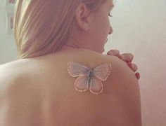 Top 10 Famous Small-Size Watercolor Tattoos – Realistic Art Fashion Design Trend - Homemade Ideas (9)
