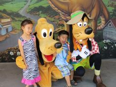 Meeting the Characters at Walt Disney World.  Learn about finding Disney Characters during your #DisneyVacation