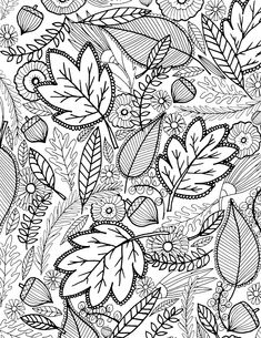 a FALL coloring page for you More Make your world more colorful with free printable coloring pages from italks. Our free coloring pages for adults and kids. Fall Coloring Sheets, Coloring Pages For Grown Ups, Fall Coloring Pages, Mandala Coloring Pages, Printable Coloring Pages, Free Coloring, Coloring Pages For Kids, Coloring Books, Thanksgiving Coloring Pages