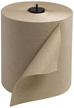 Buy Tork 290088 Universal Single-Ply Hand Roll Towel, Natural, Pack of Tork, Tork, Tools & Home Improvement Rocking Chair Pads, How To Roll Towels, Towel Crafts, Disposable Plates, Cleaners Homemade, Household Cleaners, Hand Roll, Dry Hands
